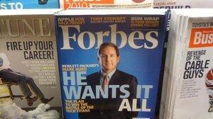 Американский журнал Forbes выставлен на продажу