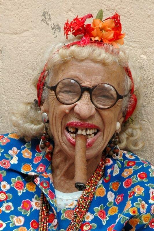 Днем рождения, смешные картинки бабушке