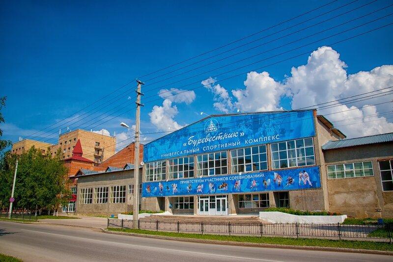 Ледовый дворец имени Сергея