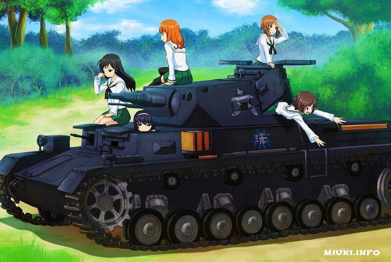 World of Tanks - новая любимая онлайн-игра японских геймеров