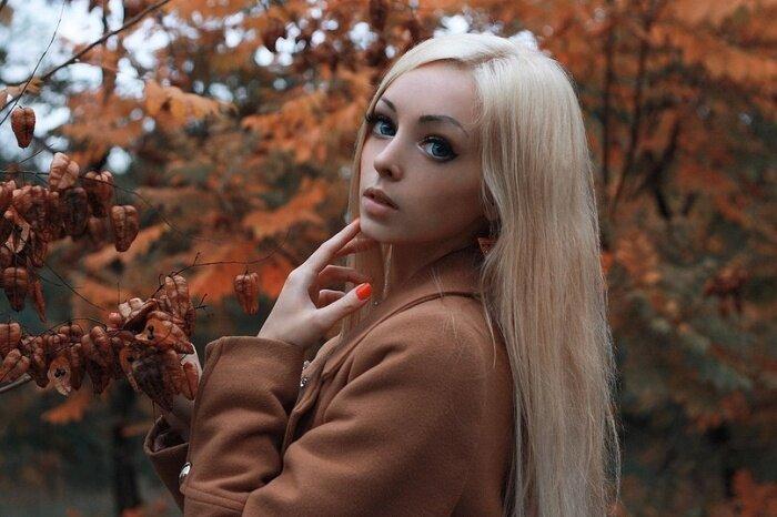 Знакомьтесь,очередная живая кукла - Алина Ковалевская из Одессы