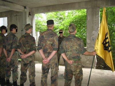 Путчисты в Киеве приступили к формированию штурмовых отрядов
