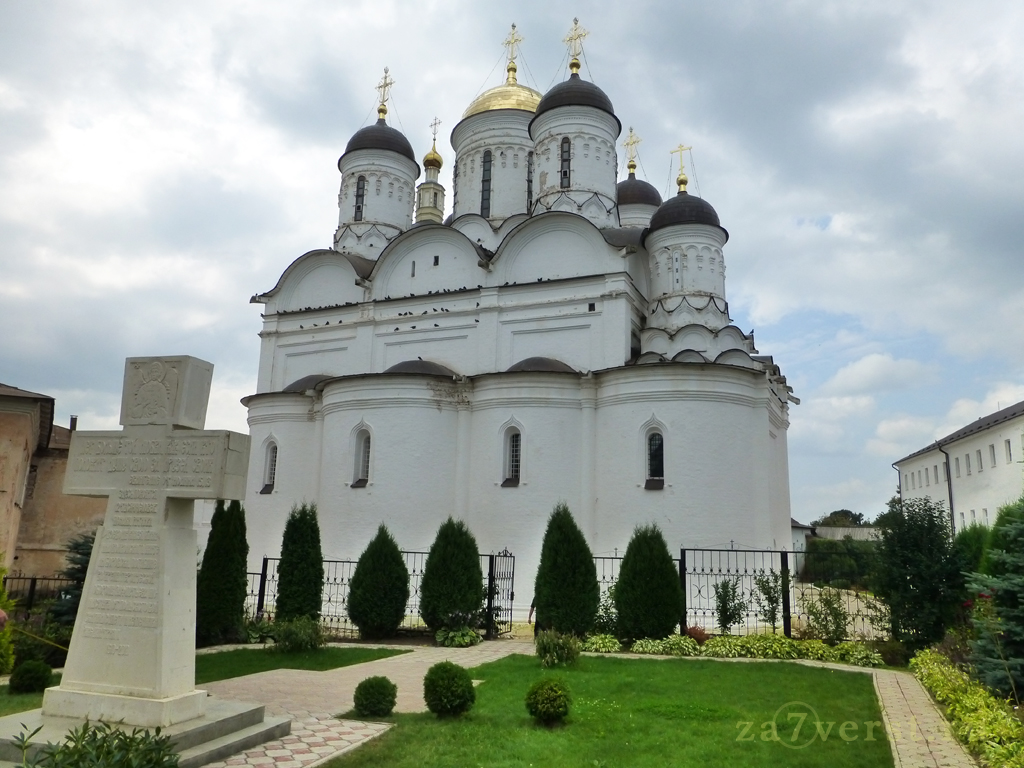 Пафнутьево-Боровский монастырь (Боровск, Калужская область)
