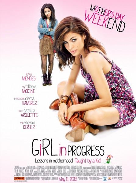 Трудный возраст / Girl in Progress (2012/DVDRip/1400Mb/700Mb)