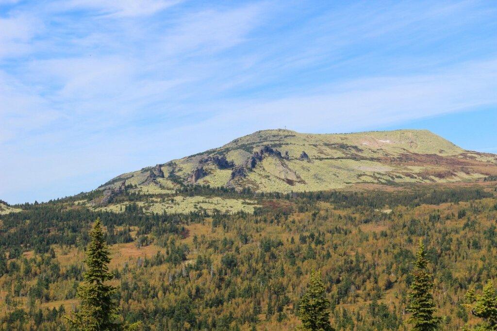 Шерегеш летом и осенью - наш отдых, фото и информация - Осень, Лес, Горы, Горнолыжные комплексы, Горная Шория - sheregesh, siberia, russia, kuzbass