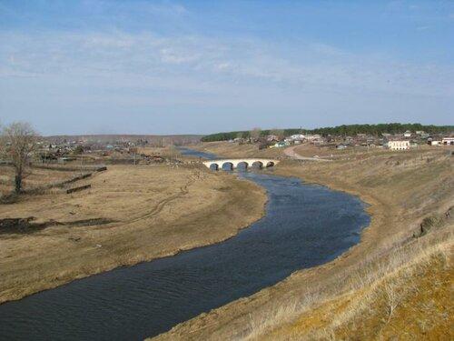 Мост вселе Багаряк