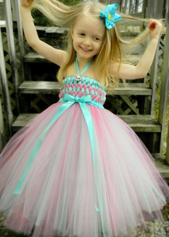 Детская юбка пачка своими руками