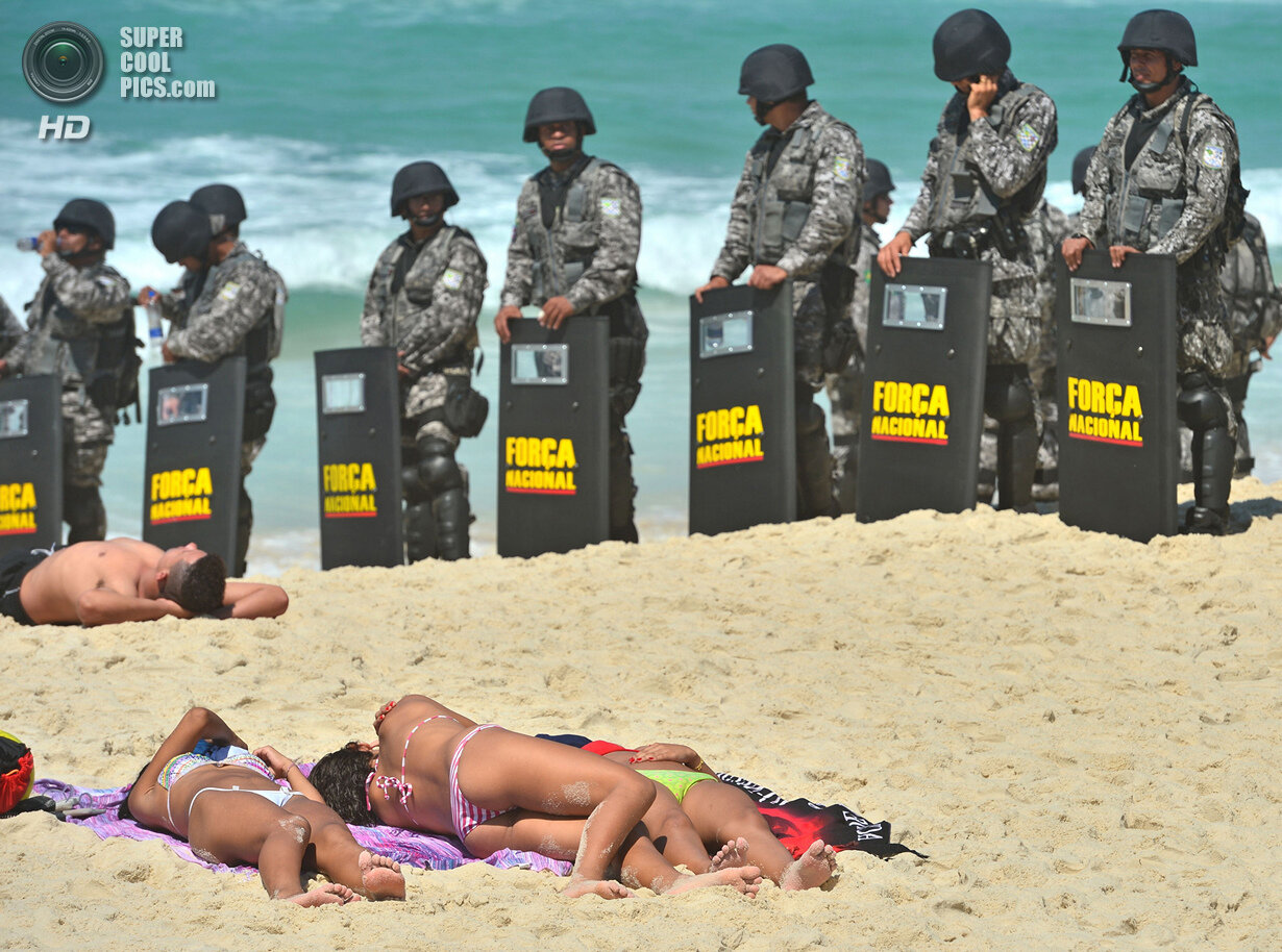 BRAZIL-SECURITY-OIL AUCTION
