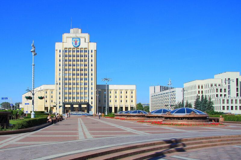 Минск-21