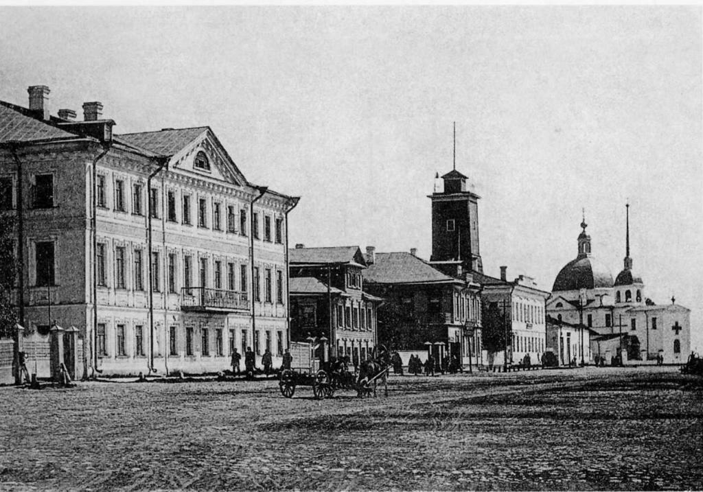 История города в картинках архангельск, бумажные