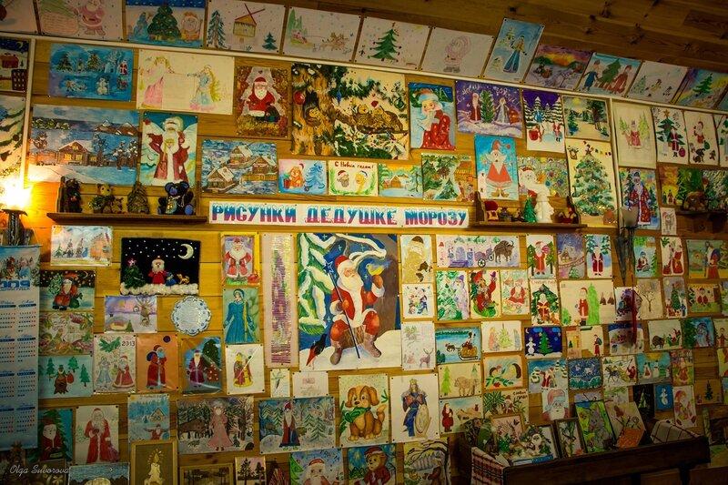 Поместье белорусского Деда Мороза 41
