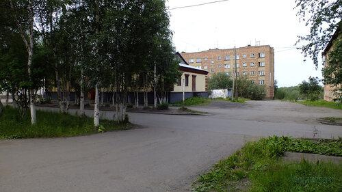 Фото города Инта №5407  Полярная 14, 14а и 12 02.08.2013_13:16