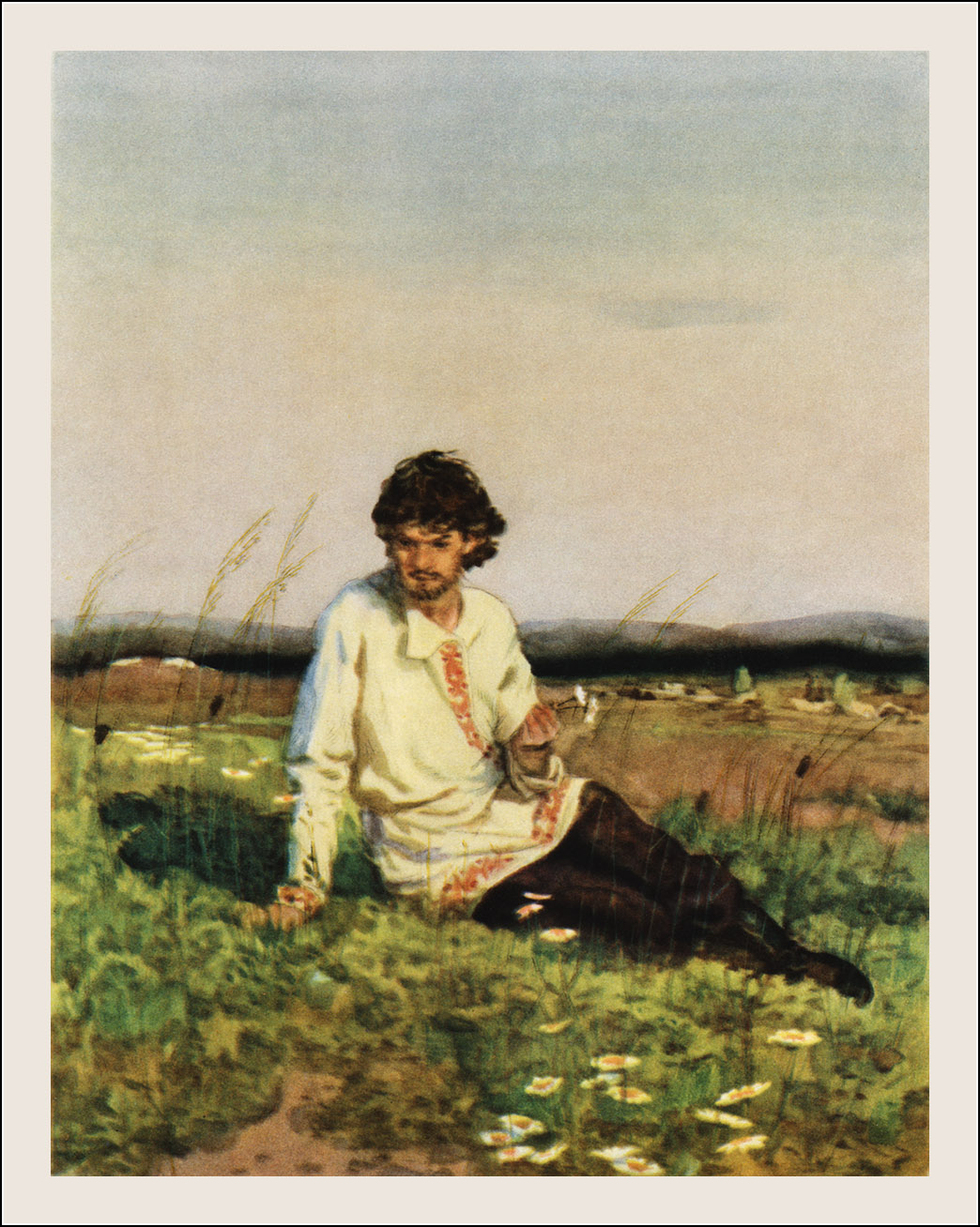 O. Korovin, Malachite Casket