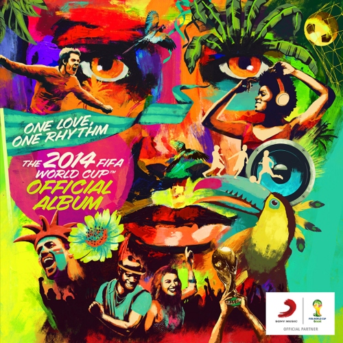 Релизы: The 2014 FIFA World Cup Official Album / Jennifer Lopez / Lana Del Rey
