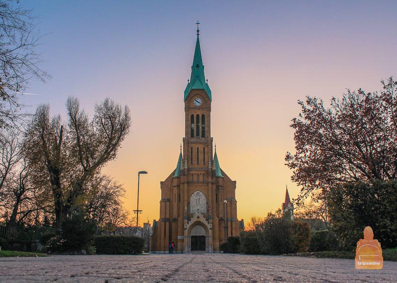 Церковь в Кишпеште