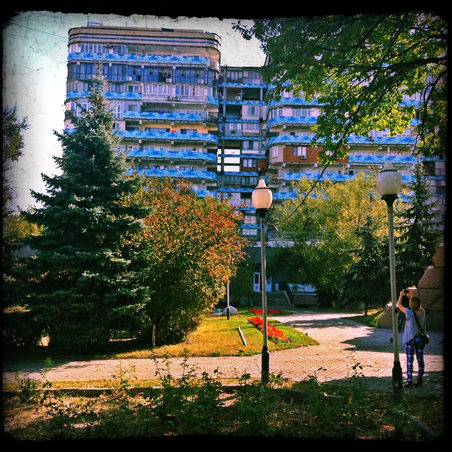 Казахстан. Алматы.