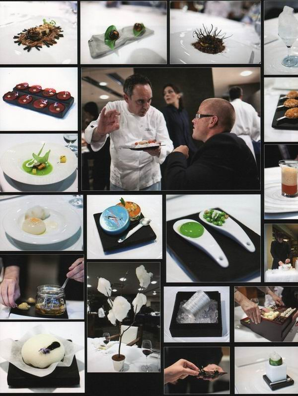 Хестон Блюменталь / Heston Blumenthal, шеф-повар ресторана The Fat Duck