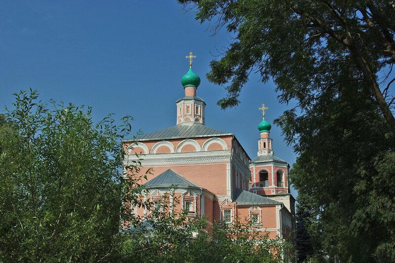 Венев-Никольско-Успенский монастырь