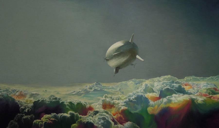 Dreamlike Oil Paintings