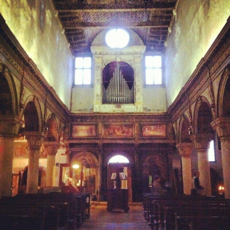 San Giacomo dell' Orio