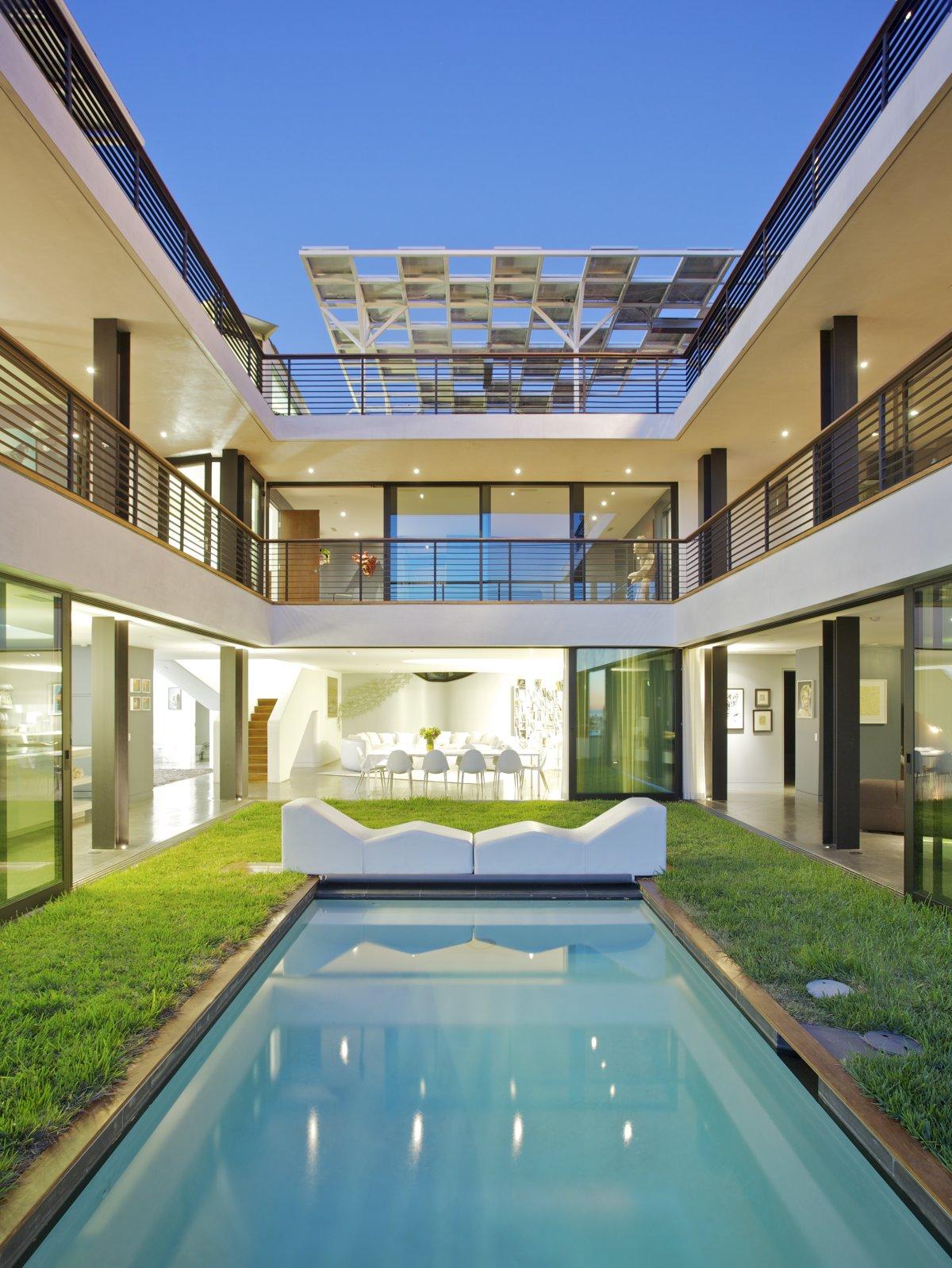 New Theme, Green Greenberg, особняки Лос-Анджелеса, частный дом в Калифорнии, дома в Лос-Анджелесе, дом с видом на Лос-Анджелес, дома в Калифорнии