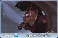 Великий мышиный сыщик / The Great Mouse Detective (1986/BDRip/HDRip)