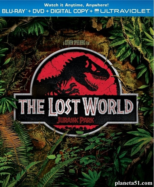 Парк Юрского периода 2: Затерянный мир / The Lost World: Jurassic Park (1997/HDRip)