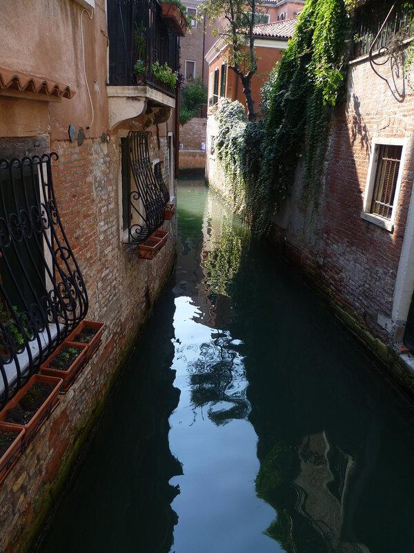 Италия, Венеция. Каналы (Italy, Venice. Channels)
