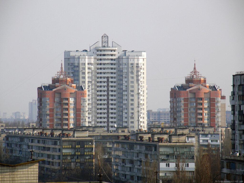 Лесной, Киев