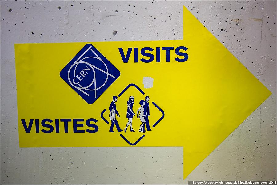 Предупреждающие знаки в Коллайдере