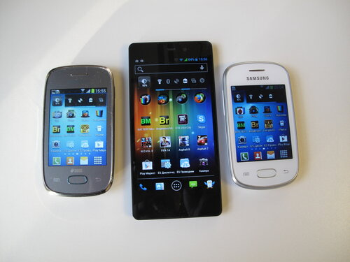 Samsung Galaxy Pocket Neo DUOS & Samsung Galaxy Star DUOS