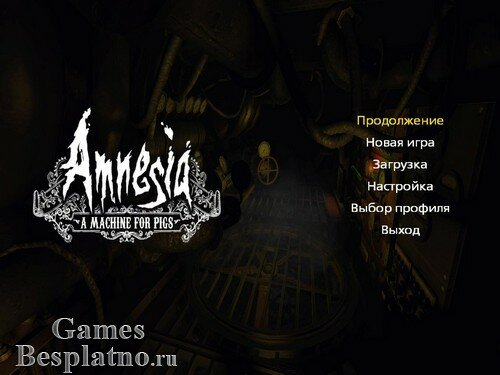 Амнезия 2. Машина для Свиней / Amnesia 2. A Machine for Pigs