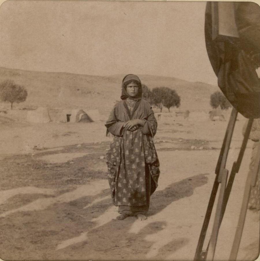 21. Окрестности Эривани. Курды