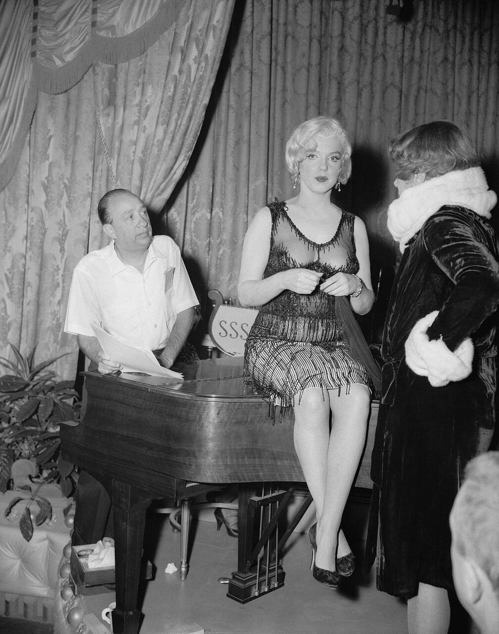 Monroe And Lemmon