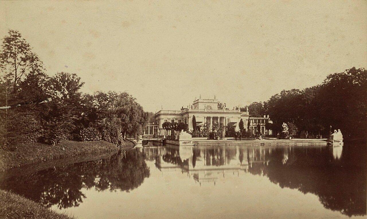 Дворец на воде 1870