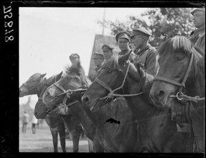 1919. Где-то в Сибири. Русские кавалеристы