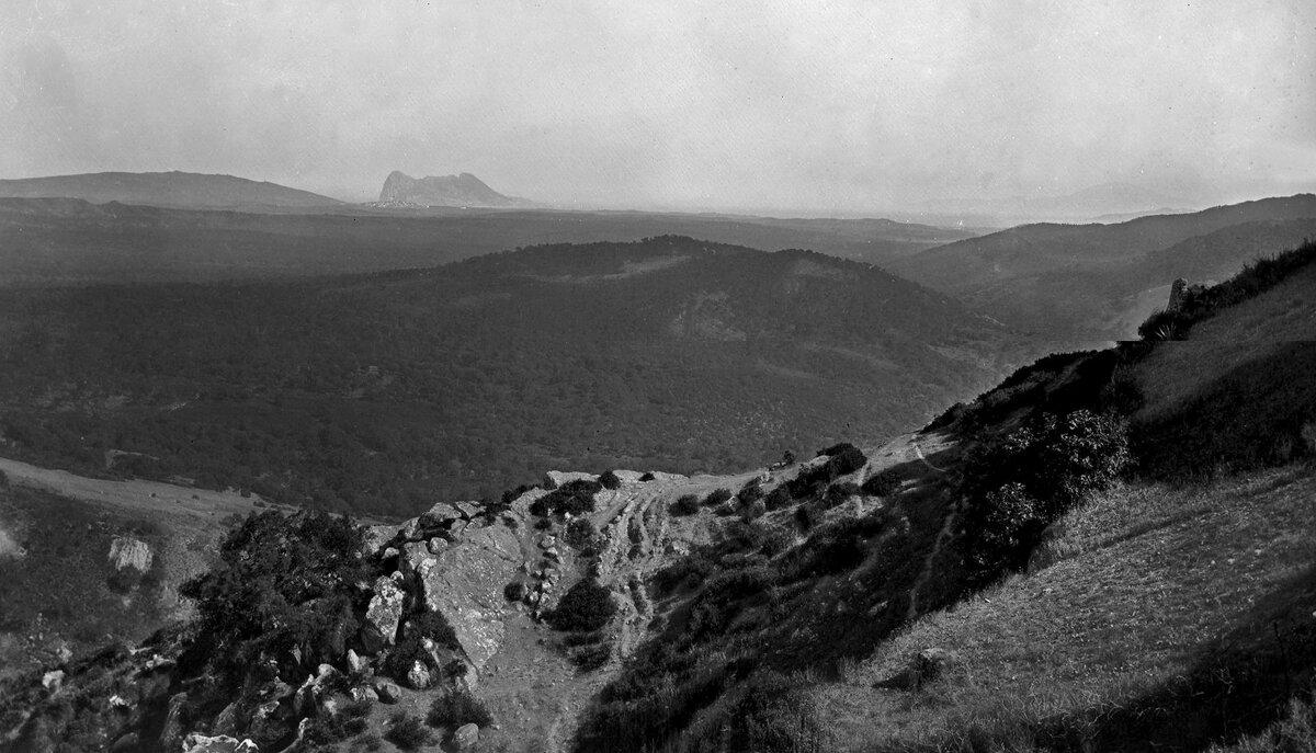 1890. Вид из Сан-Роке