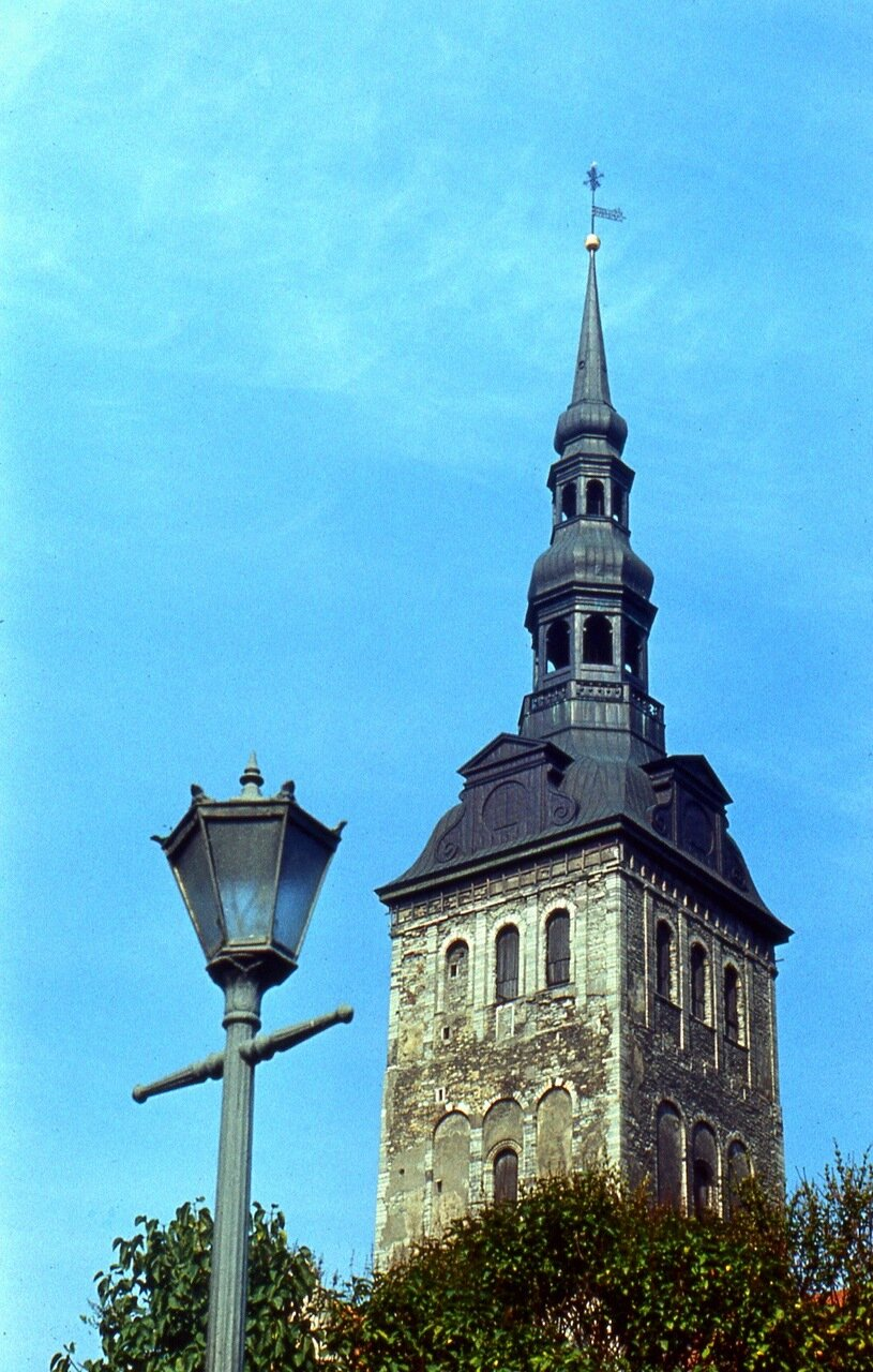 6. Церковь  Нигулисте  XIII-XVII вв.