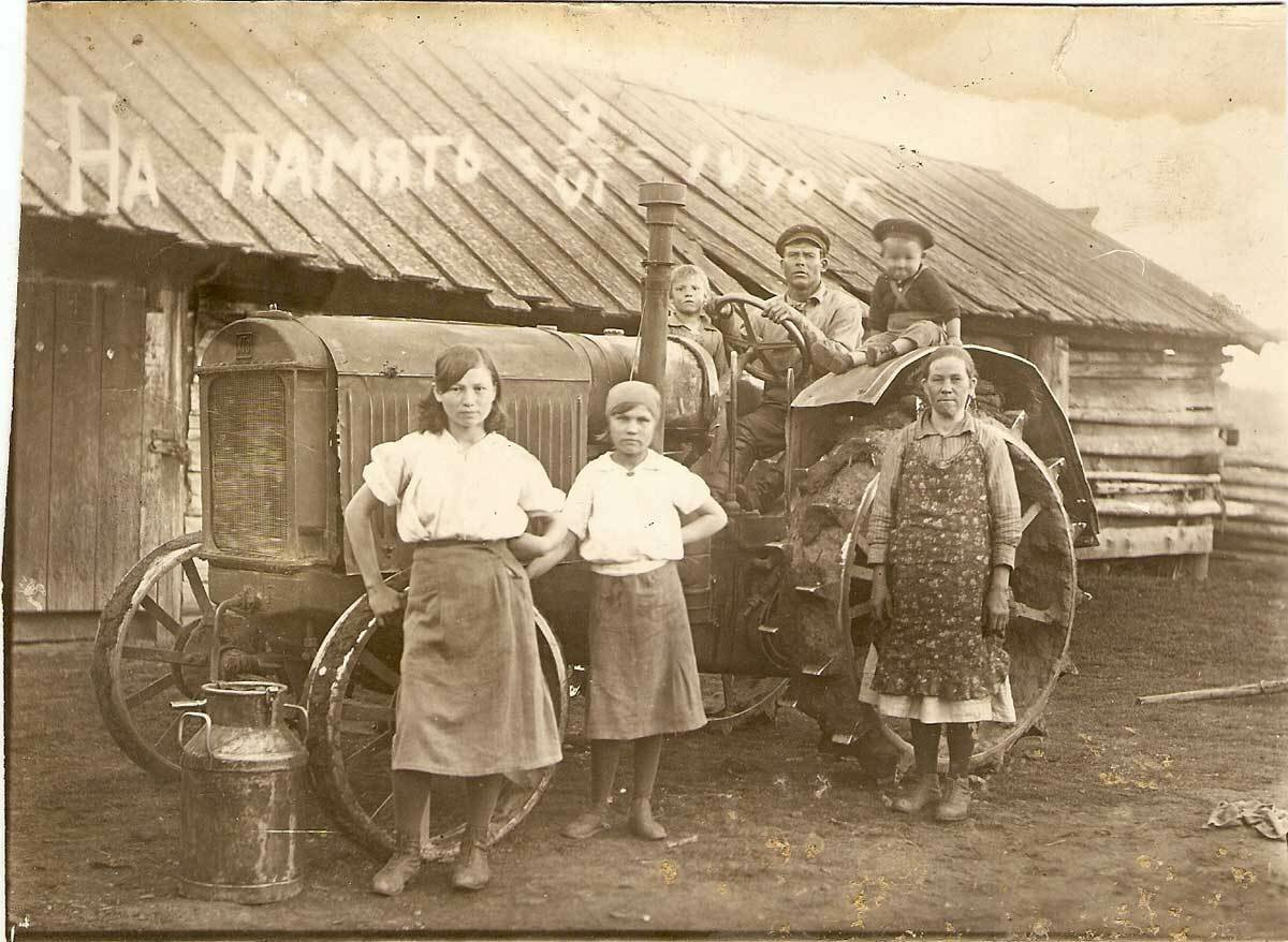 1930-е. Приангарье