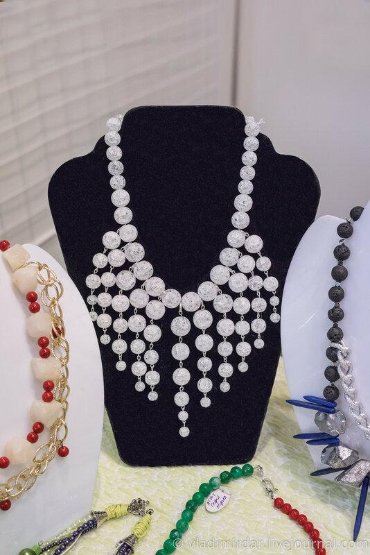 Снежное ожерелье