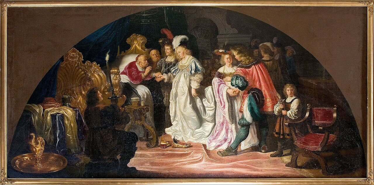 Salomon_Koninck_-_The_Royal_Double_Betrothals_or_Nuptials_of_1502_-_Google_Art_Project.jpg