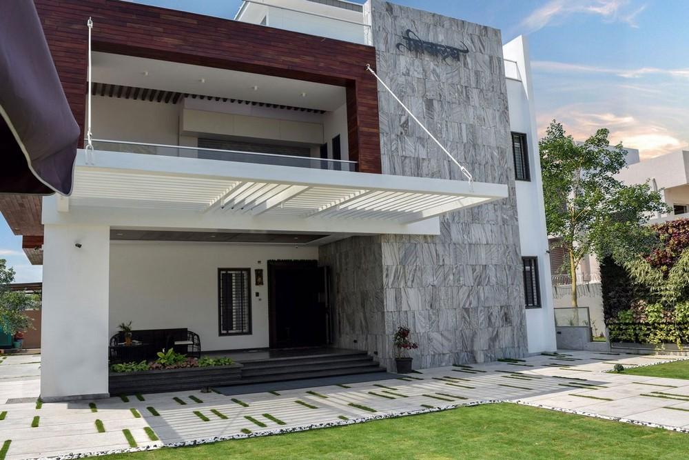Семейная резиденция в Индии