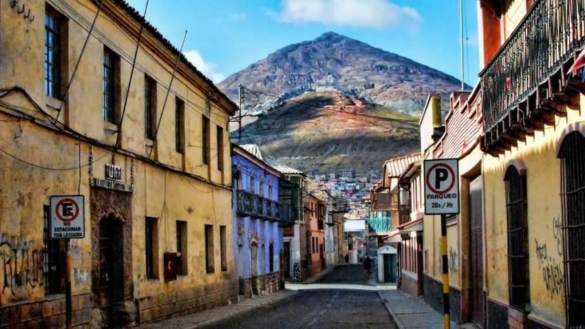 Серро-Рико: гора, которая ест людей