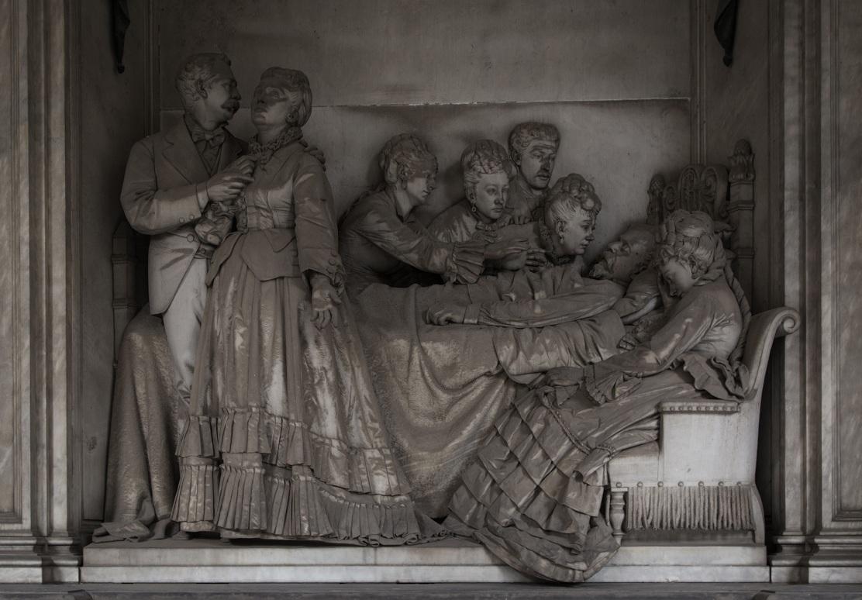 кладбище стальено генуя