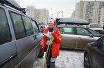 ЧиП Москвы Эстафета лыжи 2017