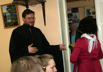 9 июня очередной учебный год в Духовно-просветительском центре имени священномученика Георгия Извекова при Донском храме завершился концертом певческого коллектива Светолитие руководитель С.Ю. Курило