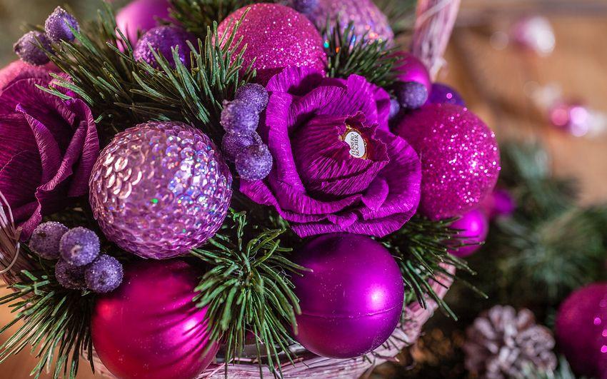Новый год Новогодние украшения