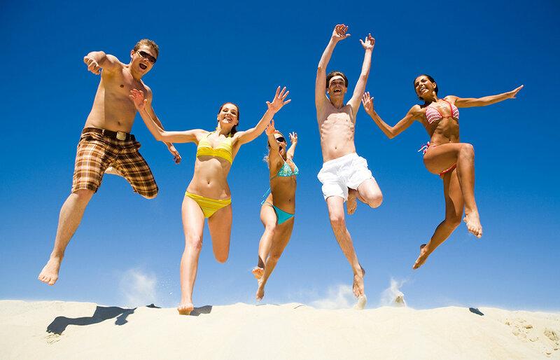 Приезжайте к нам лечиться ... За год Крым принял туристов из 64 стран.