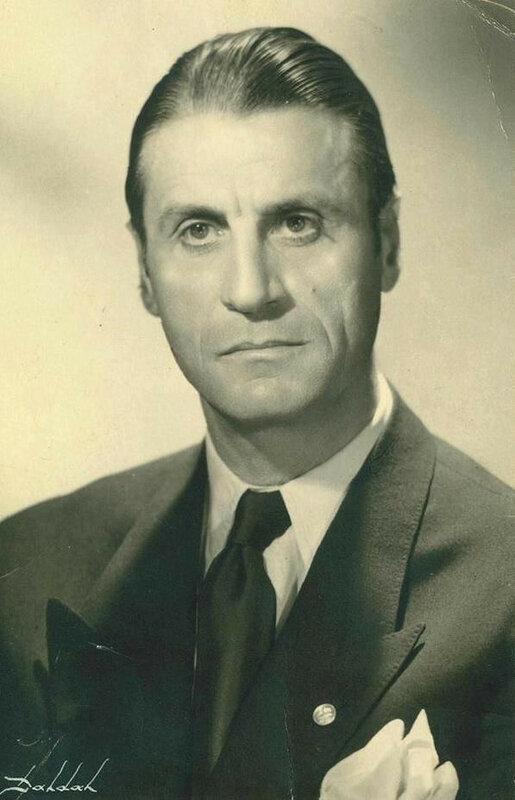 Шейх Пьер Жмайель - основатель Ливанской Фаланги (Аль-Катаиб).