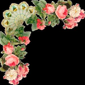 цветочные уголки